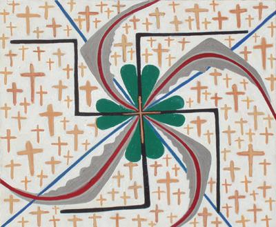 Resurrection, Four Directions