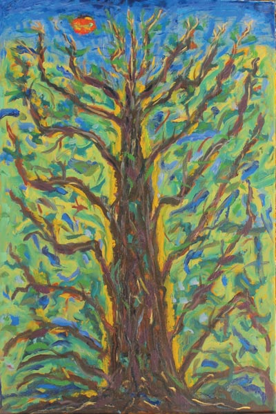 The Tree Of Life The Healing Of The World Tree Of Life Iv Oil