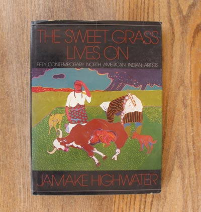 The Sweet Grass Lives On