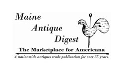 As Reviewed in Maine Antique Digest
