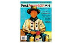 As Reviewed in First American Art Magazine