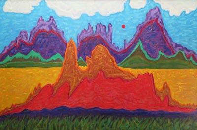 Layered Landscape II