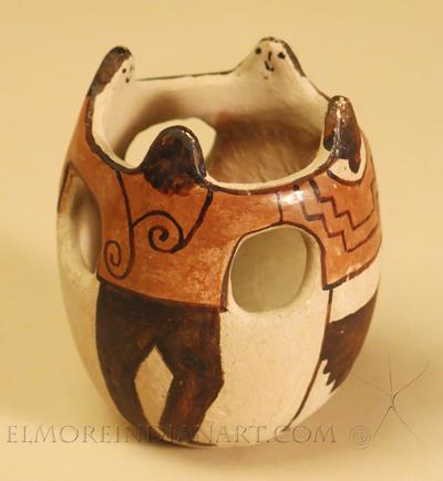 Tohono O'Odham Friendship Bowl